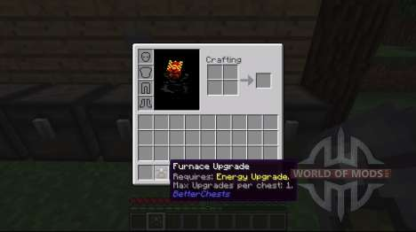Superior chests. for Minecraft