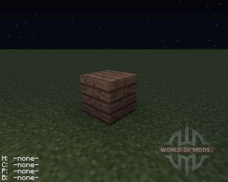 Highlight Tips for Minecraft