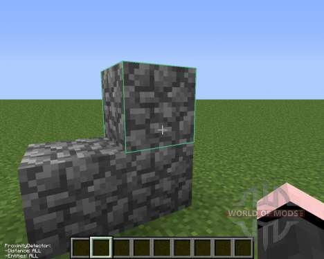 Custom Selection Box for Minecraft