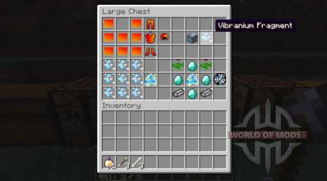 Iron man for Minecraft