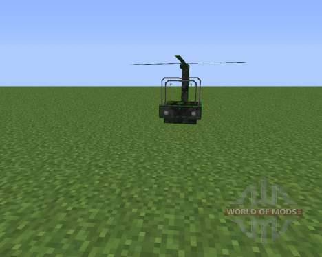 THX Helicopter for Minecraft