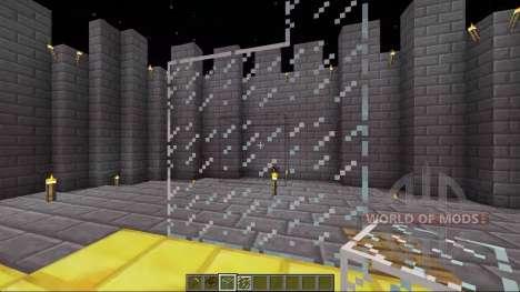 Realistichno glass for Minecraft