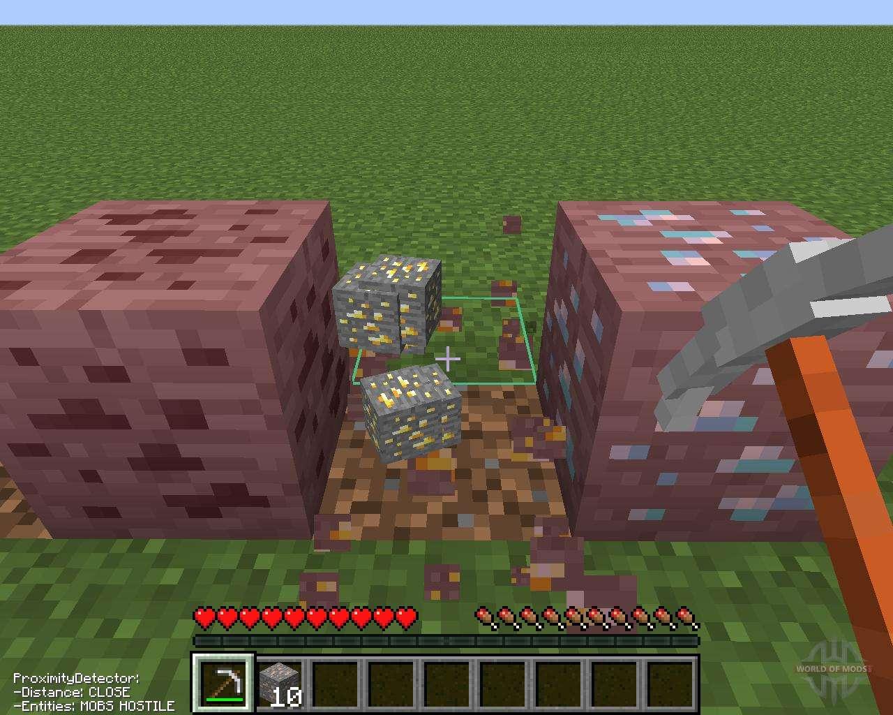 Как установить lucky block mod