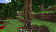 Lightweight wood production for Minecraft