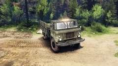 GAZ-66 v1.3 for Spin Tires