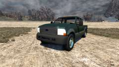 Ford F-250 2004 for BeamNG Drive