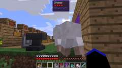 Information blocks for Minecraft