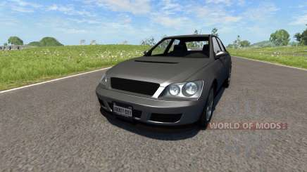 Karin Sultan for BeamNG Drive