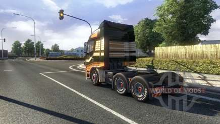 Realistic physics v1.3 for Euro Truck Simulator 2