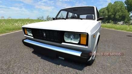 VAZ-2104 for BeamNG Drive