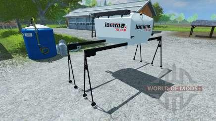 Tank Lomma TX 118 for Farming Simulator 2013