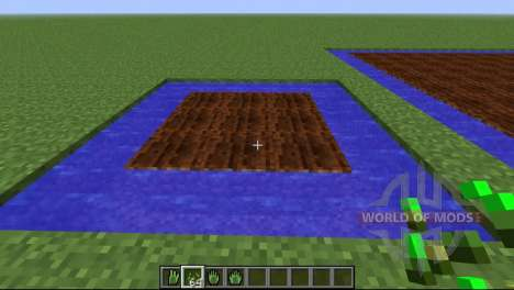 Planter Helper for Minecraft