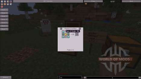 Ender items for Minecraft