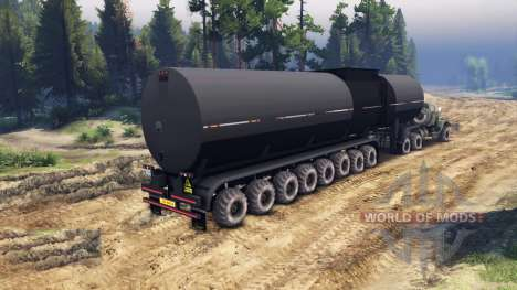 Pak autotrailer v1.1 for Spin Tires
