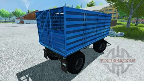 Fortschritt HW 80 SHA for Farming Simulator 2013