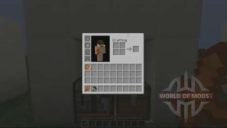 New recipes and items for Minecraft