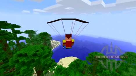 Parachute for Minecraft