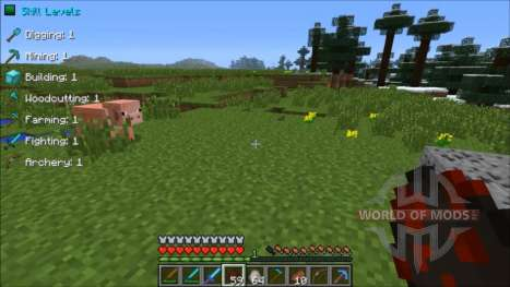 New level for Minecraft