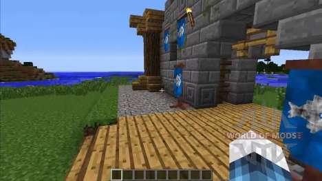 Heraldry for Minecraft