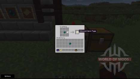 Portal book for Minecraft