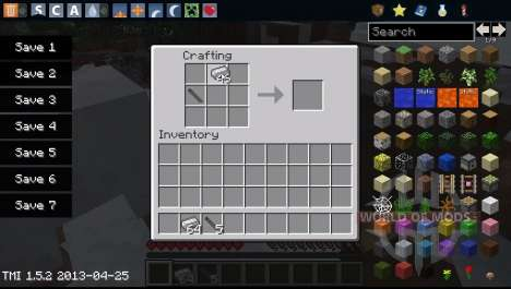 Weapons for Minecraft