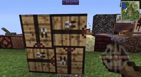 Flipping blocks for Minecraft