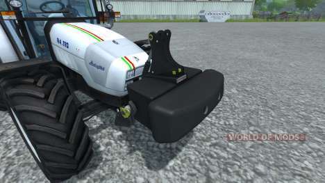 Contrast Zuidberg for Farming Simulator 2013
