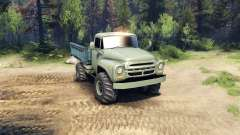 ZIL-130 v1.02 for Spin Tires