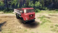 IFA W50 for Spin Tires