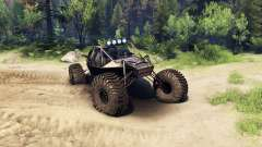 The Raakry v1.1 rusty for Spin Tires
