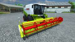 CLAAS Lexion 550 v1.5 for Farming Simulator 2013