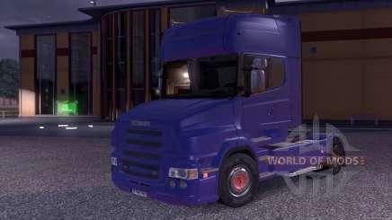 Scania T620 for Euro Truck Simulator 2