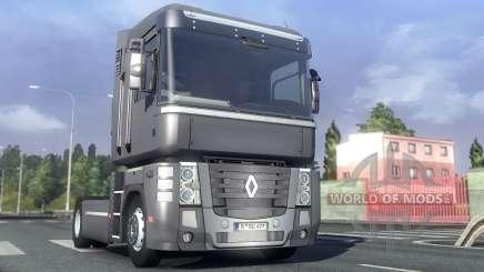Renault Magnum for Euro Truck Simulator 2