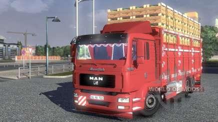 MAN TGL Camion for Euro Truck Simulator 2