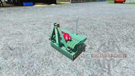 Contrast John Deere for Farming Simulator 2013