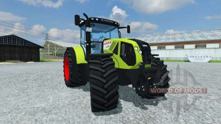 CLAAS Axion 950 for Farming Simulator 2013