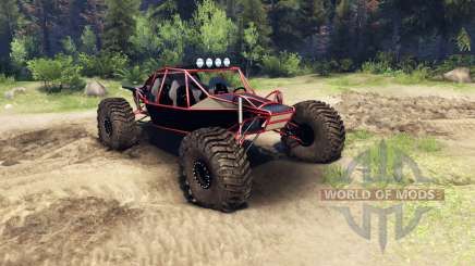 The Raakry v1.1 blood for Spin Tires