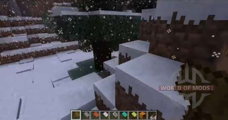 Snowfall for Minecraft