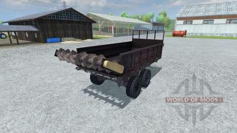 ROWE-6 and PIM-20 for Farming Simulator 2013