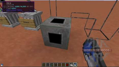 Tanks for Minecraft