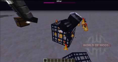 Custom Spawner mobs for Minecraft