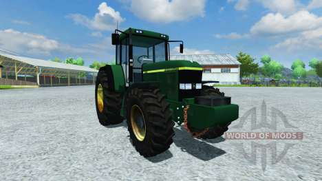 John Deere 7810 for Farming Simulator 2013