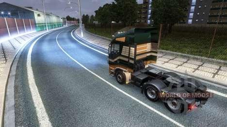 Xenon v4 for Euro Truck Simulator 2