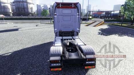 Color-R500 - truck Scania for Euro Truck Simulator 2