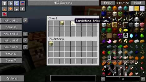 New ore, new loot for Minecraft
