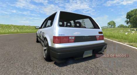 Ibishu Race Covet for BeamNG Drive