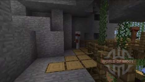 Improved dungeons for Minecraft