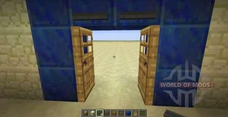 New doors for Minecraft