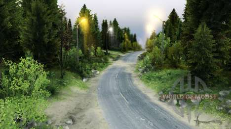 Realistic solar effects v2.7 for Spin Tires