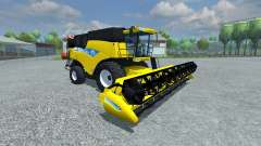 New Holland CR9060 for Farming Simulator 2013